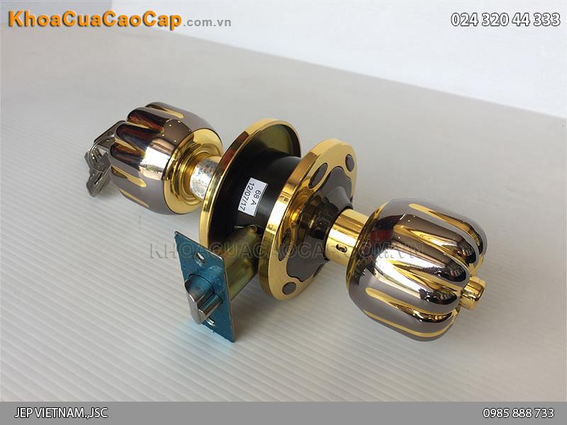 Khóa tay nắm tròn Huy Hoàng TNT-HC03 - 3