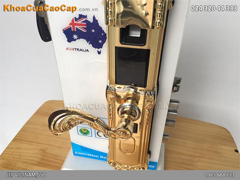 Khóa cửa vân tay cao cấp FP3251W - ảnh 6