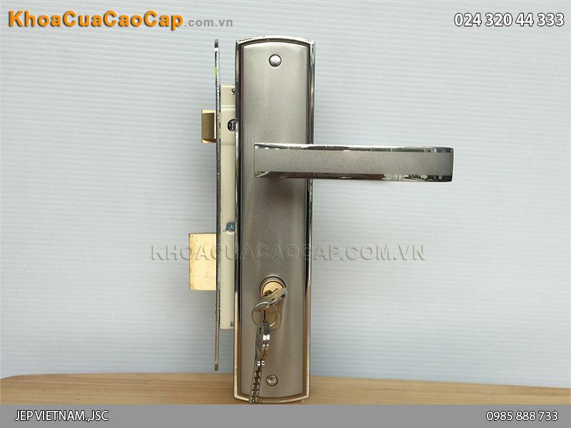 Khóa tay gạt cửa gỗ Việt Tiệp 04906 - ảnh 6