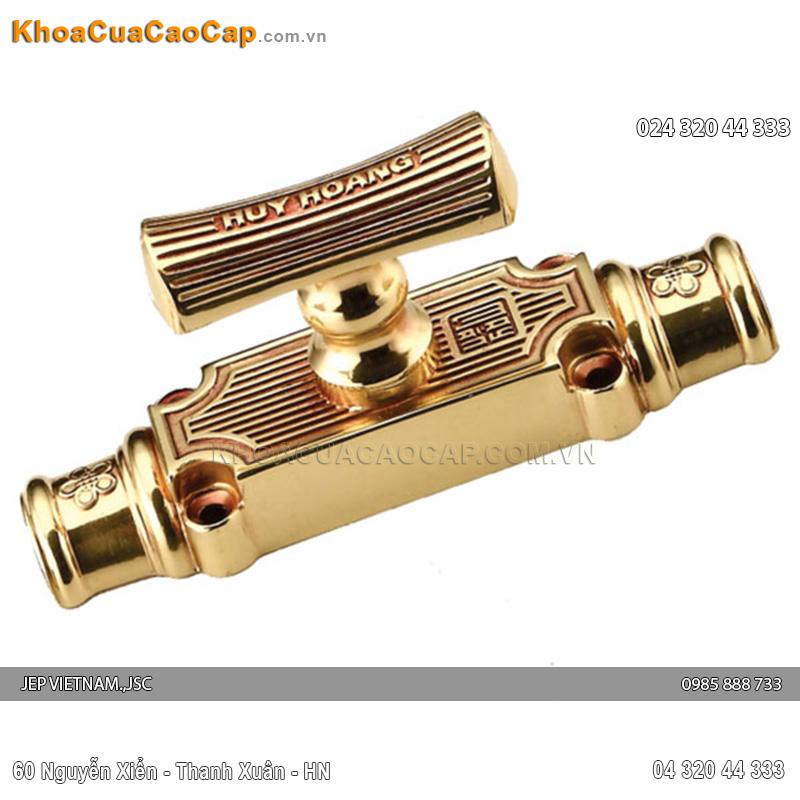 Cremone đồng vàng HC102