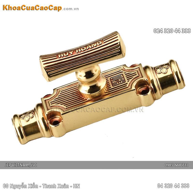 Cremone đồng vàng HC103