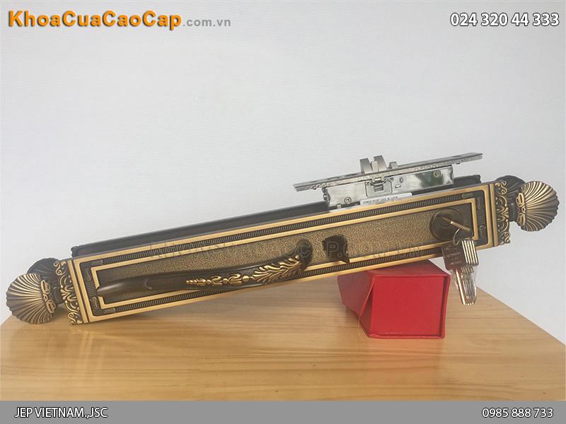 Khóa đồng cửa đại sảnh SFA8512-XXL-SF