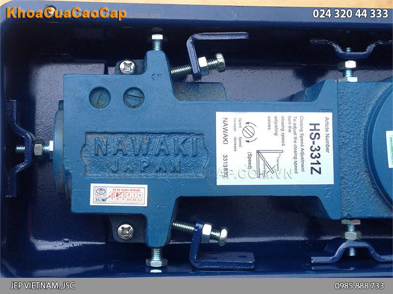 Bản lề cửa kính thủy lực HS331Z - 3