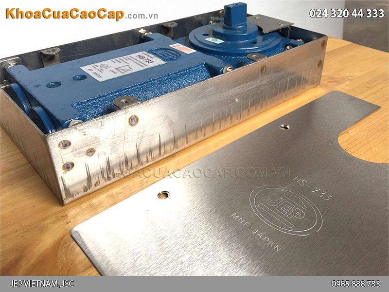 Bản lề sàn JEP HS733Z - 5