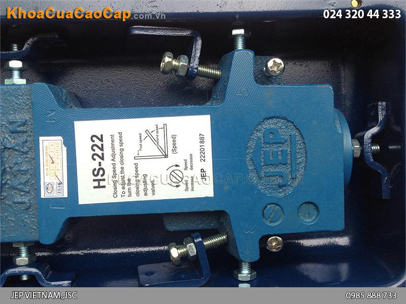 Bản lề sàn JEP EHS222Z - 4