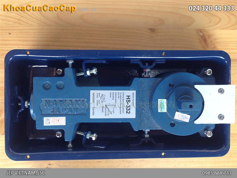Bản lề sàn Nawaki HS332Z - 4