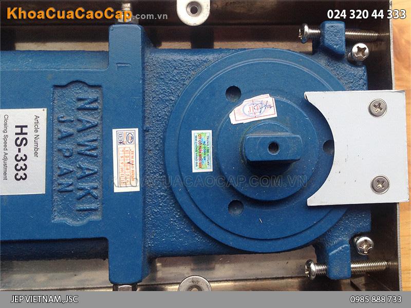 Bản lề sàn Nawaki HS333Z - 3