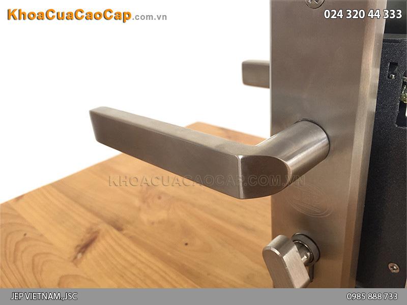 Khóa cửa sắt chống cháy MC39 - 4